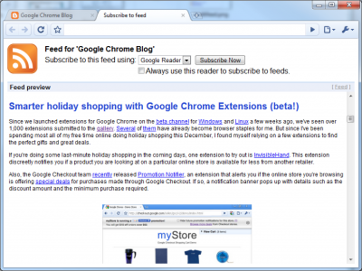 12 Most Popular Google Chrome Extensions Of 2011