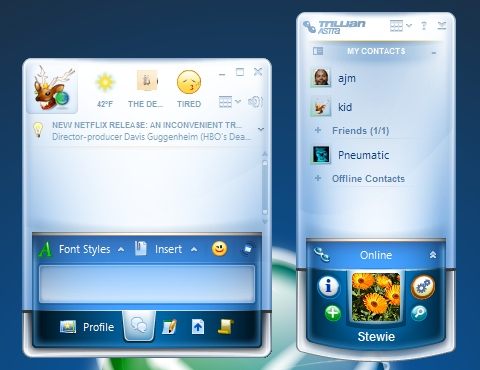 Trillian : Best Free Multi Messenger Clients