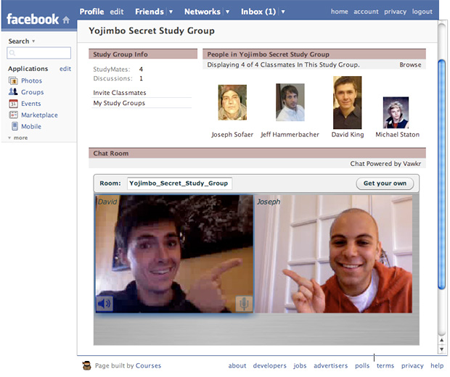Vawkr Video Chat