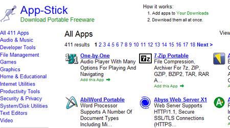 App-Stick