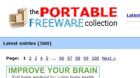 PortableFreeware