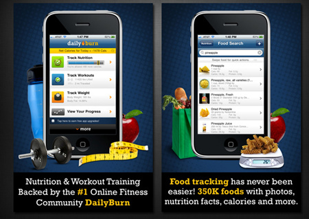 Calorie Burn & Fitness Companion