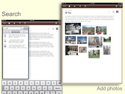 Chapters for iPad