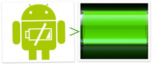 Five Steps to setup a successful Android battery saving pla